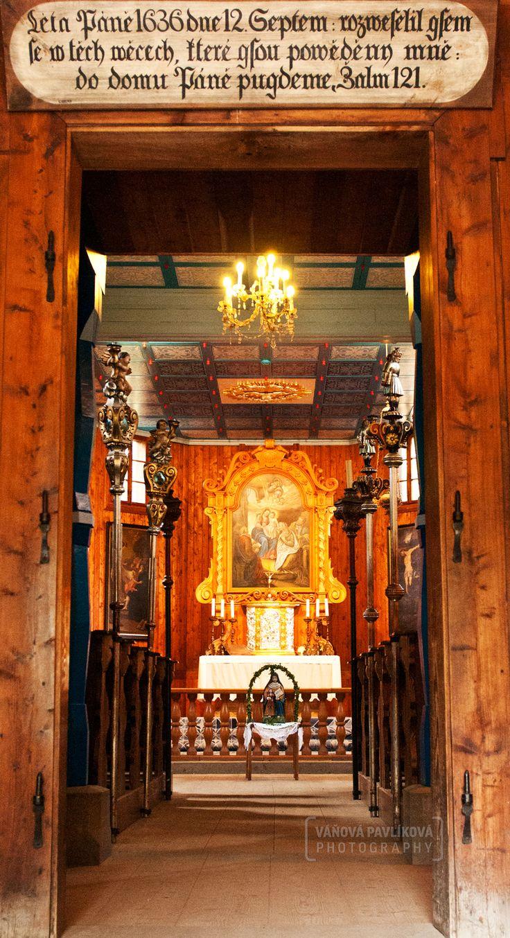 Church (Wallachian Open Air Museum, Rožnov pod Radhoštěm)