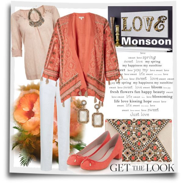 """Monsoon fashion"" by fantasiegirl on Polyvore"