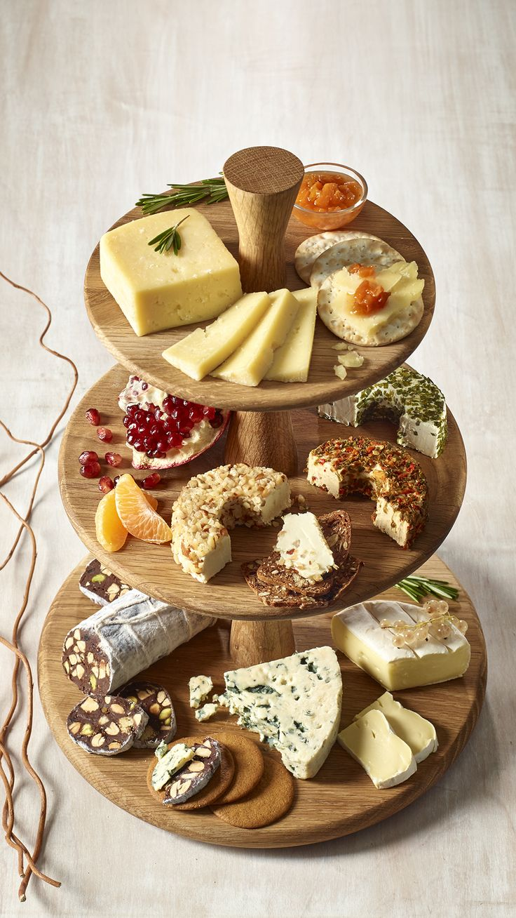 Take your cheeseboard to new heights with this unique twist on a classic.