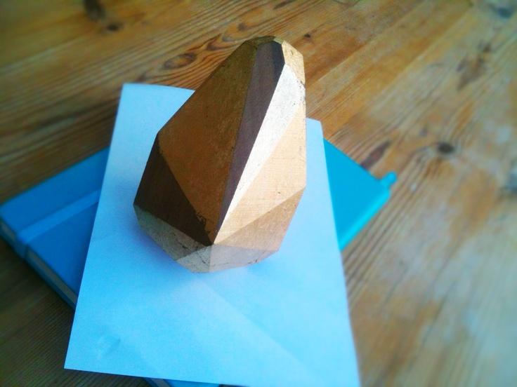 Paper weight idea