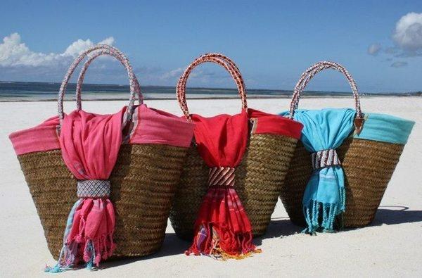 Capazos para este verano.... by Maua.
