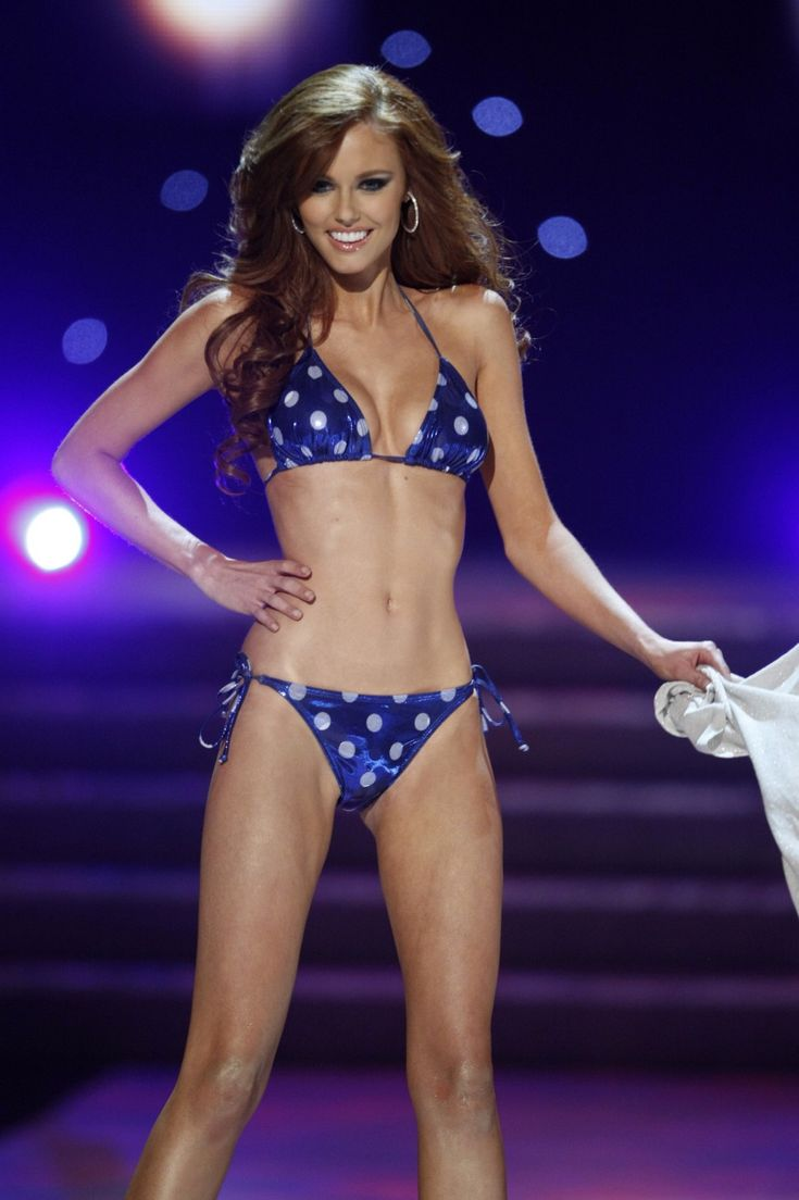 Miss California Alyssa Campanella is shown during the
