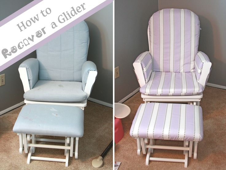 Glider cushions - Best 25+ Glider Slipcover Ideas On Pinterest Recover Glider