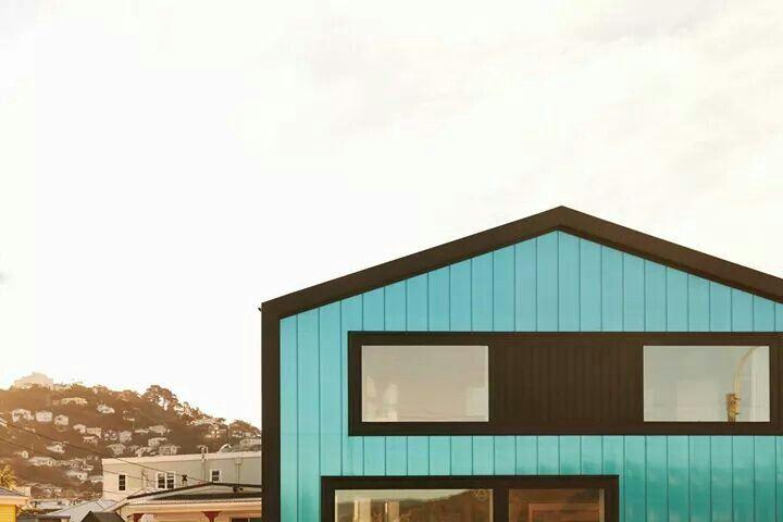 Solari Architects - Lyall Bay