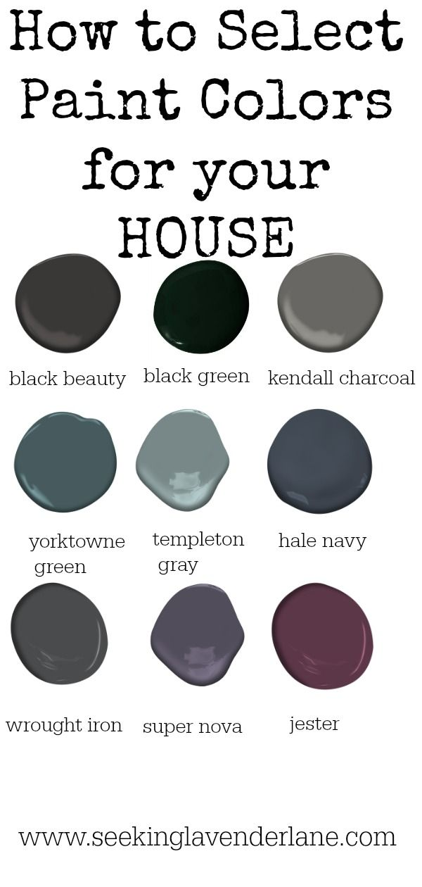How To Select Paint Colors For Your House Seeking Lavender Lane Paint Color Selection Exterior House Colors Combinations Exterior House Colors