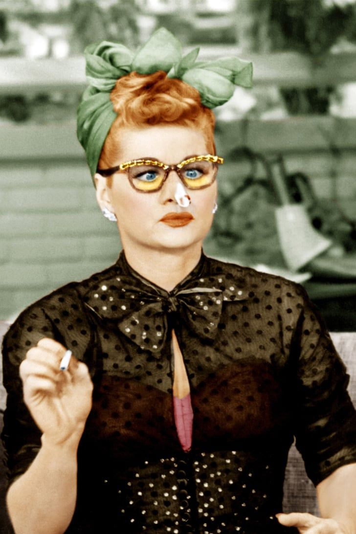 Here S How Lucille Ball Became A Redhead From Her Natural Hair Color Natural Hair Color Natural Hair Styles Ball Hairstyles