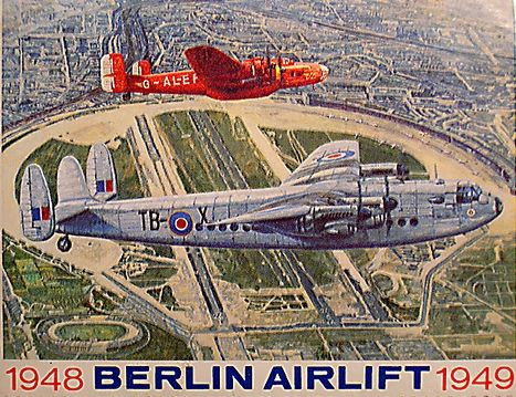the berlin airlift essay In response, the western allies organized the berlin airlift (26 june 1948–30 september 1949) the greatest problem, and other essays new york.