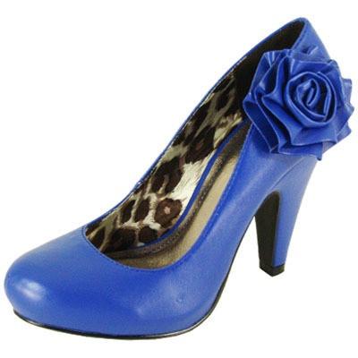 : Blue Pump, Style, Royal Blue, Nadine 24 Royal, Pump Shoes, Womens High Heels, Shoes High Heels, Blue High Heels, High Heel Pumps