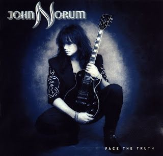 FACE THE TRUTH (1992) #johnnorum Check John Norum complete discography at http://www.johnnorum.se/discography/