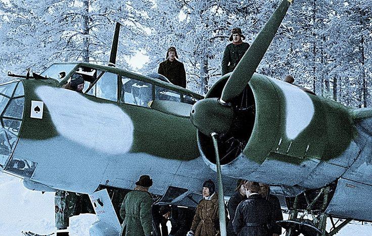 Finnish Dornier-17