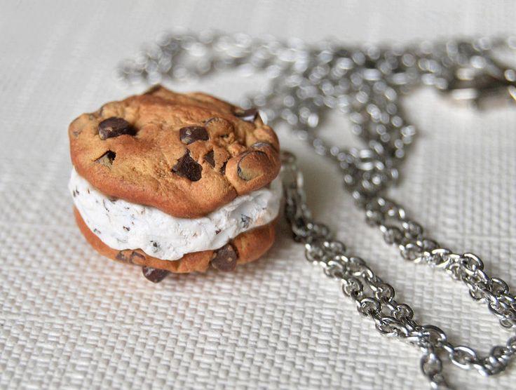Cookie Ice Cream Sandwich by Madizzo.deviantart.com on @deviantART
