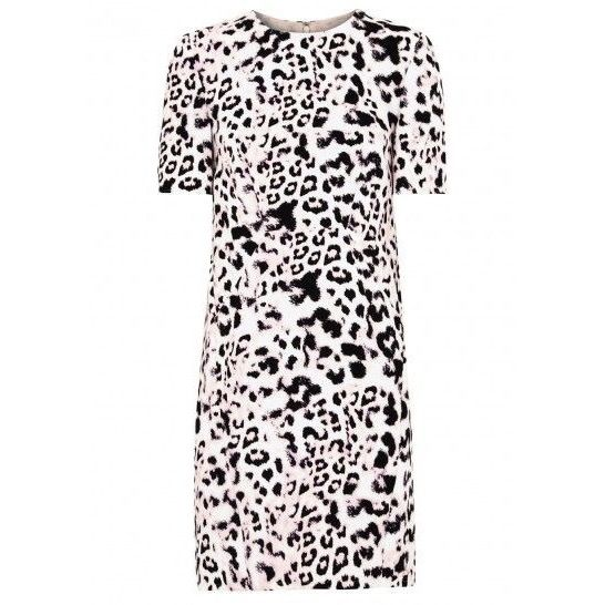 Whistles limited edition leopard print dress at Harvey Nichols
