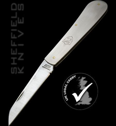 Sheffield Knives Joseph Rodgers Lambsfoot Stainless