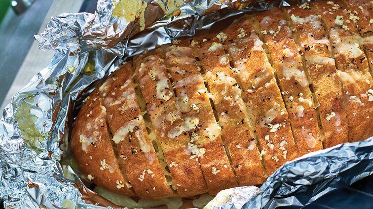 Grilled Cheddar Garlic Bread - Sobeys Inc.