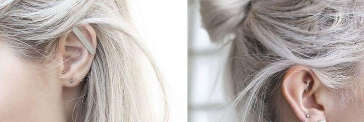 StrefaUrody.pl Blog » Siwe włosy – trend na wiosnę/lato 2015