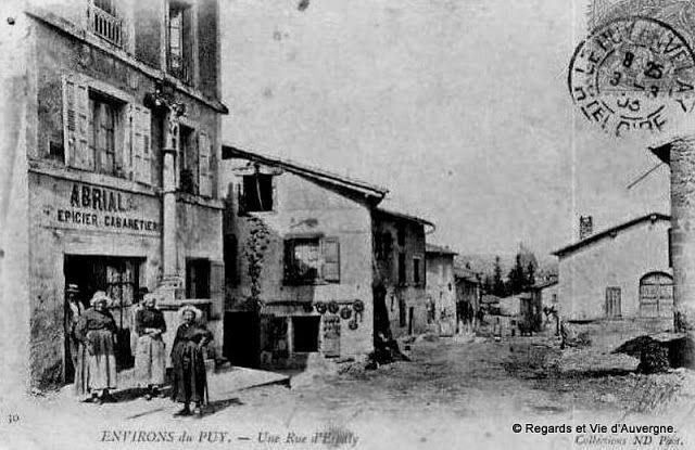 Regards et Vie d'Auvergne, le blog de l'Auvergne.: Les vieux métiers d'autrefois: Cabaretiers et vins...