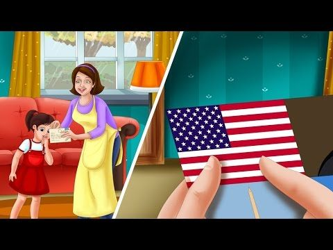 American Symbols | Bedtime Stories | Fable | Short Stories for Kid | Moral Stories | Story for Kids - YouTube