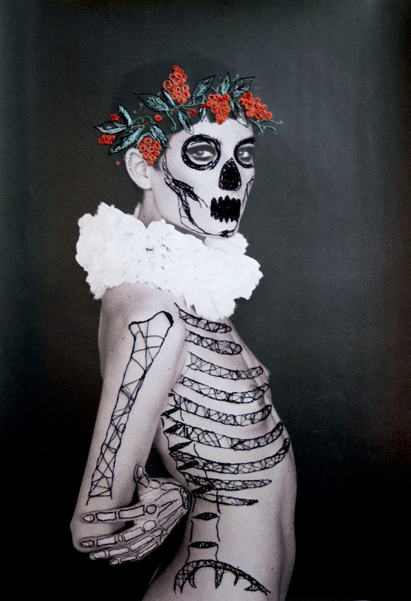 Jose Romussi, 'X', colaboración Amanda Charchian.