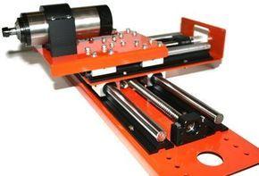 Hobby CNC Australia Mais