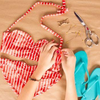 How to Make Swimwear by Kollabora | Skillset | Sewing / Machine Sewing | Fabric Basics | Pattern Drafting | Kollabora