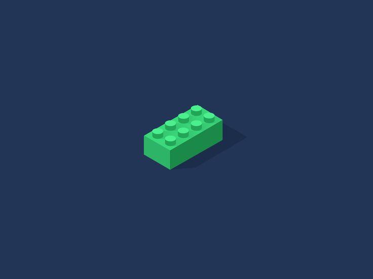 Lego BlockBuy Artwork: Society6 | RedbubbleFollow me: Dribbble | Twitter | Behance