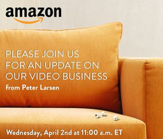 Amazon to host April 2 event in NYC -- video streaming device likely - CNET