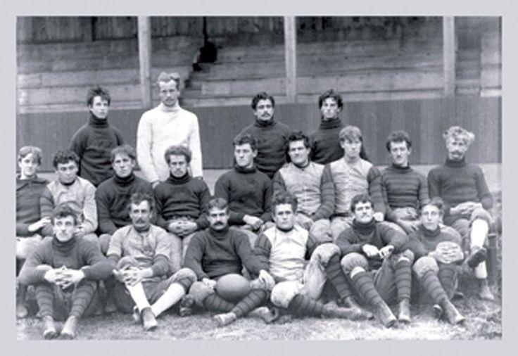 University of Pennsylvania Football Team - Philadelphia, PA, by Free Library of Philadelphia