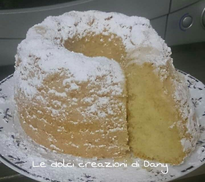 Ciambellone all'acqua!!!