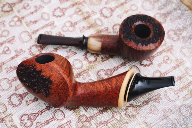 Were a little jealous of hoo-mever nabs this Owl grade Ray Kurusu. Plus fresh pipes from Lasse Peter Heding and more. http://smokingpip.es/2g16sap