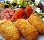 Croquetas de Papas y Atun. Te enseñamos a cocinar recetas fáciles cómo la receta de Croquetas de Papas y Atun. y muchas otras recetas de cocina.