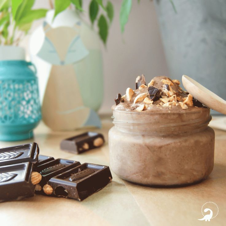 Nicecream Glace banane – chocolat #nanaicecream – Qui a invité l'herbivore ?