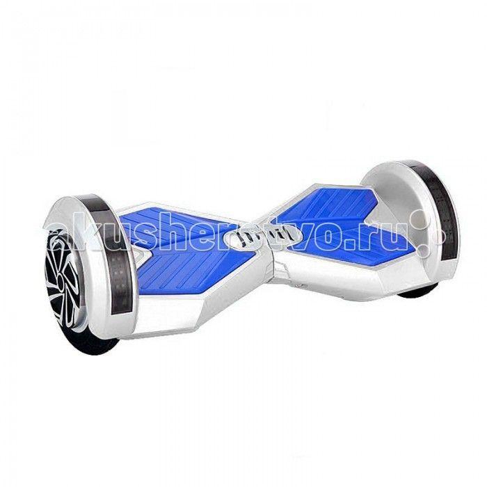 Vip Toys Гироскутер E15  Vip Toys Гироскутер E15, от которого ребенок будет в восторге. Втаньте на платформу, наклонитесь чуть вперед и гироскутер поедет вперед. Отклонитесь немного назад, и транспорт притормозит либо поедет назад. Во время езды окружающие будут с восторгом смотреть на вашего маленького водителя. Катание на гироскутере подарит ребенку массу положительных эмоций.  Особенности: Колеса: 8 дюймов Дальность хода:15-20 км Макс.скорость: 12 км/ч Максимальный вес пользователя: 100…