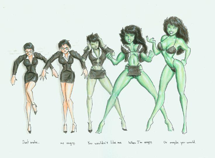 She hulk transform temp by ralphieboy on deviantART | She-Hulk ...