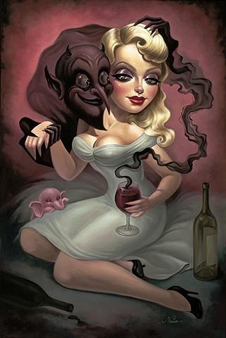 Noir Nouar - Better the Devil You Know