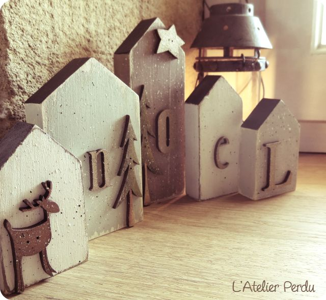 l'atelier perdu blog: Joyeux noel !                                                                                                                                                      Plus