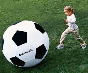 Giant Soccer Ball $54.27
