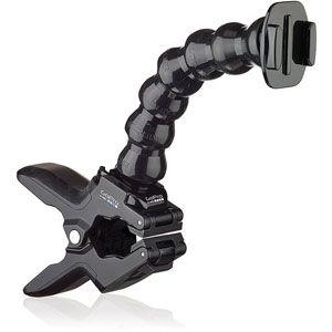 Fixez votre caméscope GoPro (vendu séparément) à différents objets dont le diamètre se situe entre 0,25 po à 2 po
