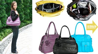 Need a Cute Camera Bag? A large list of different camera bag makers.