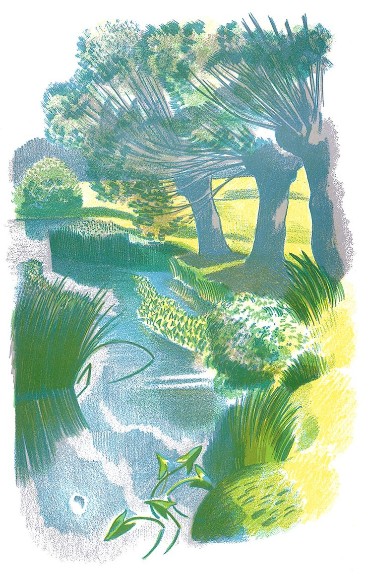 Early Summer (Giclee Limited Edition of 850) by John Nash R.A.