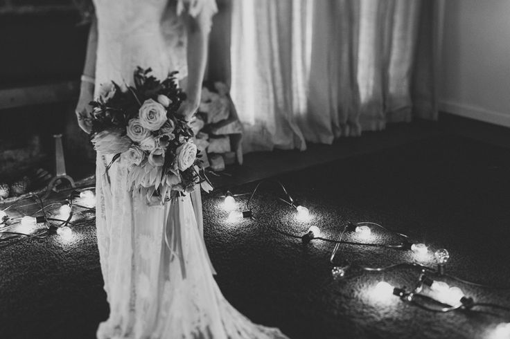 Photo by Candy Capco Photography Flowers and styling Twig & Arrow dress Rue De sine courtesy of Paperswanbride Model Samantha Vottari hair Miss Dom Make up the Leo style venue Boomrock http://www.candycapco.co.nz/2015/06/04/wellington-wedding-photographer-boomrock/