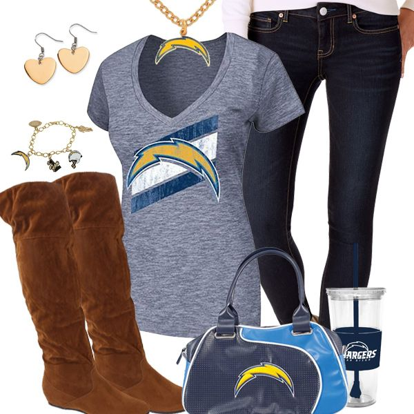 San Diego Chargers Fan: 48 Best Images About San Diego Chargers Fashion, Style