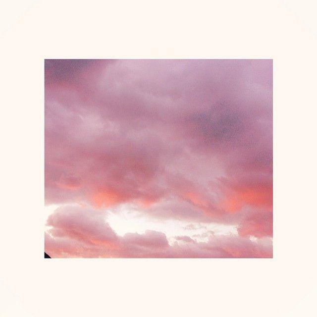 Pink Clouds || chiarasenatore @chiarasenatore Instagram photos | Websta