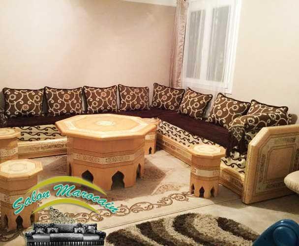 Salon marocain moderne Isatnboul : Salon marocain 2016 est considéré ...
