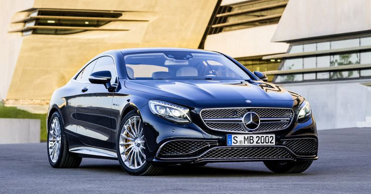 Oh, Lord: Mercedes Just Dropped A 630 HP Coupe