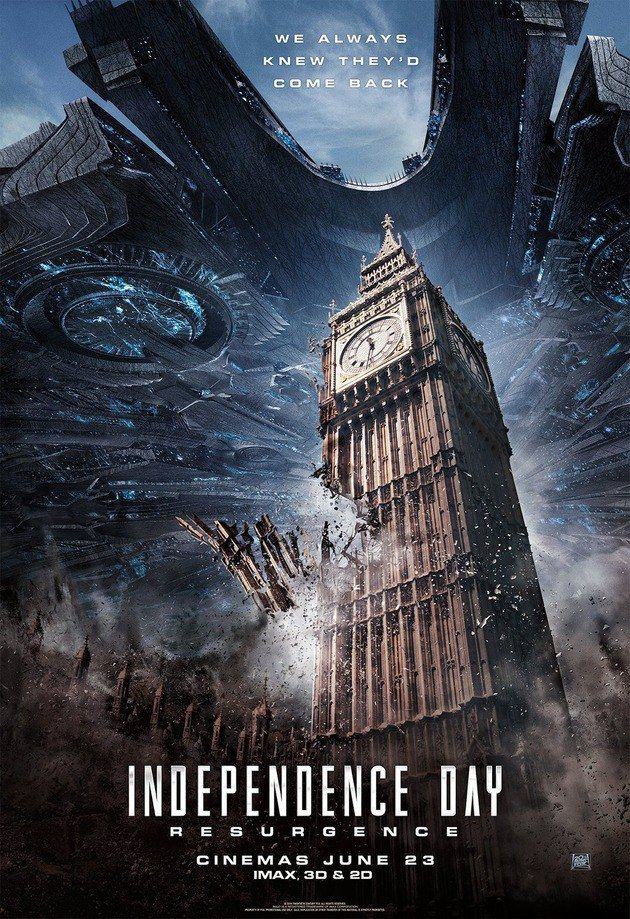 Independence Day: Ressurgimento (Resurgence)