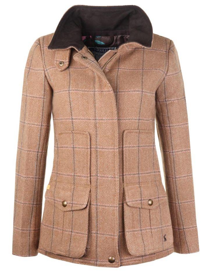Joules Ladies' Fieldcoat - Harkwth S_FIELDCOAT