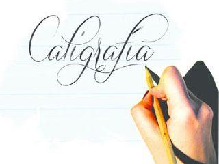 Hojas para practicar caligrafía y lettering en Primaria. - El QuinTo NiVeL