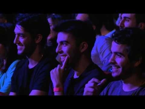 Nunca vivas de rentas | Muriel Santa Ana | TEDxCordoba