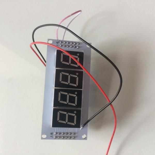IWISTAO Digital Display Board for Tube FM Stereo Radio Head Finished PCBA Kit  DIY