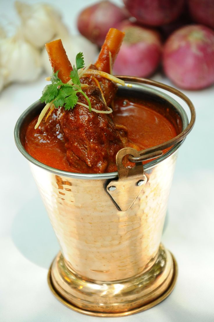 Rifles Mutton Curry, our popular delicacy is served at Dhaba! Tell us, if you want to have a bite?